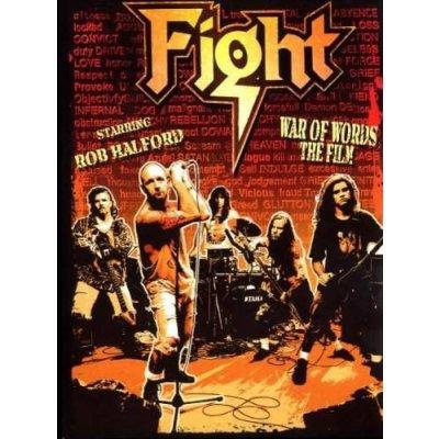 Fight - WAR OF WORDS-THE FILM (CD+DVD) (2CDD)