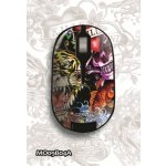 Ed Hardy Pro Wireless Mouse Allover 2 - Full Color MO09B04A