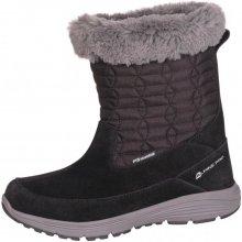 ALPINE PRO PORTIA Dámská zimní obuv LBTM184990 černá deb408fa73