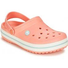 Crocs Pantofle CROCBAND Oranžová 9f954db506