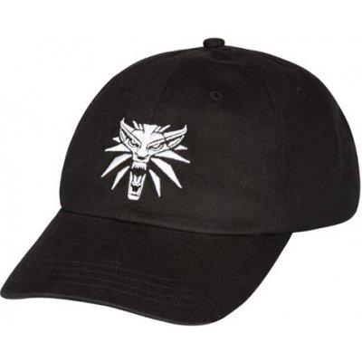 The Witcher 3Zaklínač 3: White Wolf Logo baseballová kšiltovka [10050] CurePink