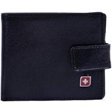 Genevian pánská kožená peněženka 03 2714 01 černá