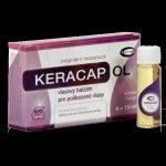 Topvet Keracap OL Pro poškozené vlasy ampule 6 x 15 ml