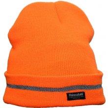 Zimní čepice oranžová - Heureka.cz 2a13cf2a6a