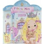 Omalovánky My Style Princess se samolepkami