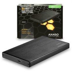 Externí box AXAGO EE25-XA
