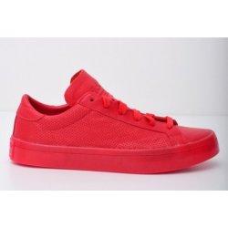 b02139e3033 Adidas Originals CourtVantage ADICOLOR Unisex S80253 červená