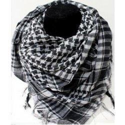 Šátek Arabský šátek arafat palestina bílá d1345ce92b