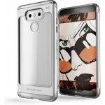 Pouzdro GHOSTEK Cloak hliníkové LG G6 stříbrné