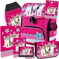 Stil aktovka Cats Kočičky 6-dílný set od 2 299 Kč - Heureka.cz d9854e710a