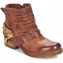 Airstep A.S.98 Kotníkové boty SAINT Hnědá