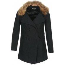 Betty London Defia Kabát černá