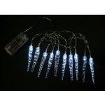 Vánoční osvětlení 10LED rampouchy