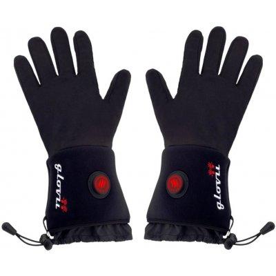 Sunen Glovii vyhřívané vnitřní rukavice černé