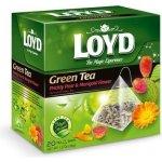 Loyd Tea Opuncie a Afrikán, zelený čaj 20 sáčků