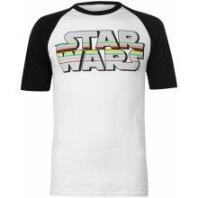 Character Star Wars T Shirt Mens Type Logo