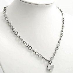 95ea8932b Exeed Ocelový náhrdelník Srdce / Heart 7378