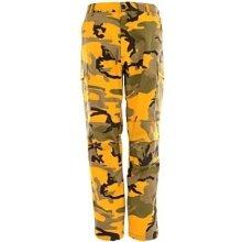 pánské kapsáče maskáč žlutá