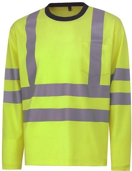 2aafc966662 Reflexní tričko Kenilworth s dlouhým rukávem žlutá od 1 209 Kč - Heureka.cz