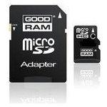 GOODRAM microSDHC 16GB Class 10 SDU16GHC10AGRR10