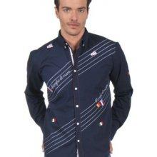 Košile s dlouhým rukávem Giorgio di Mare - Heureka.cz 77594679d2