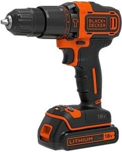 Aku vrtačka Black & Decker BDCHD18KB