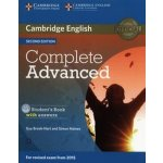Complete Advanced 2nd Edition: Student's Book with answers
