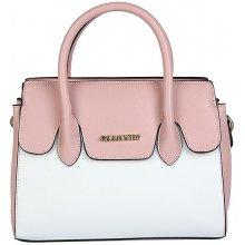 Gallantry kabelka růžovo bílá