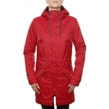 Funstorm Rigney dámský kabát zimní red