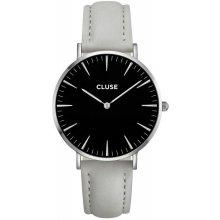 Cluse La Bohéme Silver BLACK/GREY
