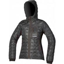 Direct Alpine Block Lady 3.0 black dámská zimní bunda Climashield