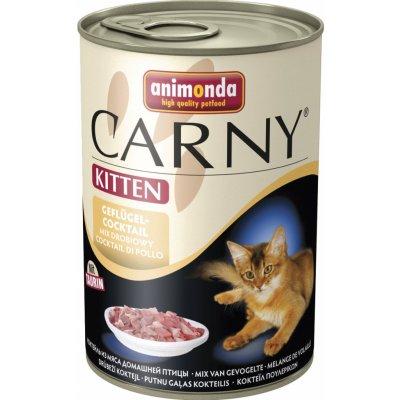 Animonda Carny Kitten drůbeží koktejl 400 g