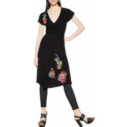 Desigual šaty Asha 18SWVKC4 černá alternativy - Heureka.cz 7cbcc4f1e7