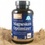 Jarrow Magnesium Optimizer, hořčík malát + B6 200 tablet