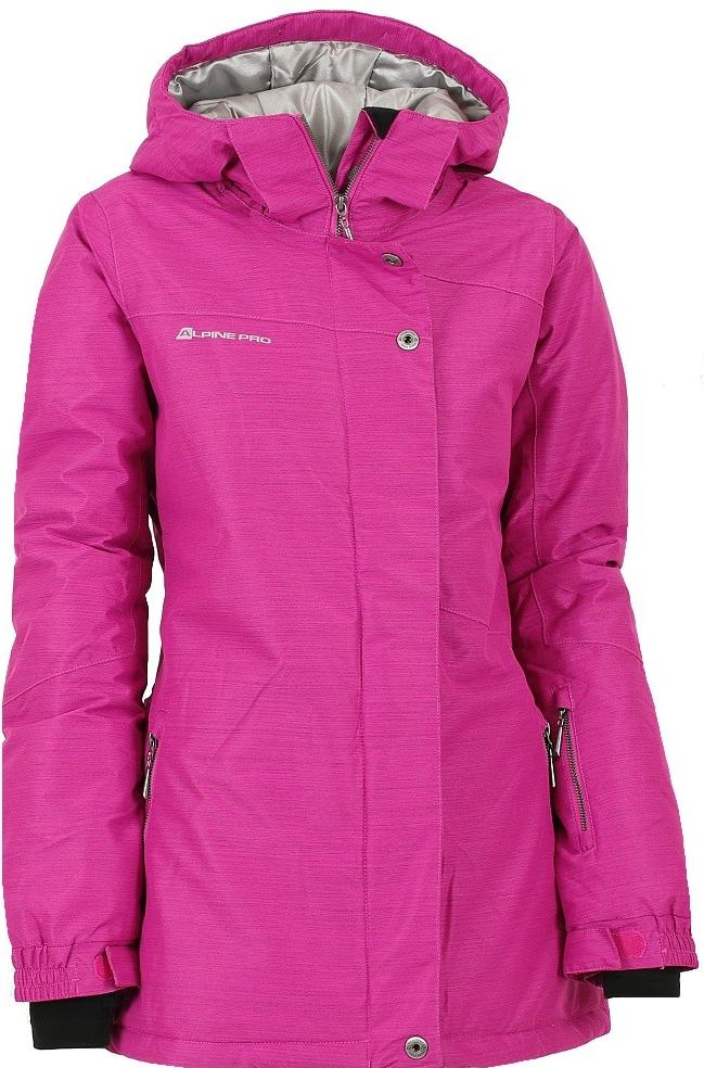 Alpine Pro dámská zimní bunda SILEDEA 3 růžová 97740eb551