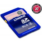 Kingston SDHC 8GB Class 4 SD4/8GB