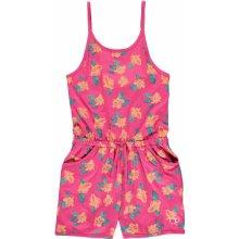 Ocean Pacific All Over Print Jumpsuit junior girls pink