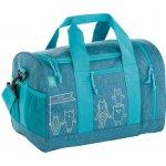 Lässig sportovní taška About Friends mélange blue