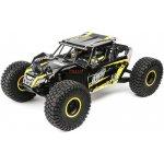 Losi Rock Rey Rock Racer 4WD AVC RTR žlutá 1:10