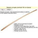 TRACIK Násada na lopatu prohnutá 130 cm