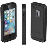 Pouzdro LifeProof Fre odolné iPhone 5/5s/SE černé