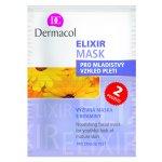 Dermacol Gold Elixir Caviar Face Mask Omlazující maska s kaviárem 2 x 8 g
