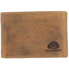 cfb89f6e5 Greenburry Kožená peněženka 1660 25 hnědá