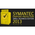 Symantec ENDPOINT PROTECTION SMALL BUSINESS EDITION 2013 PER USER HOSTED AND ONPREMISE SUB BAND B SB SUPPORT 1 rok (7SGAOZH2-XI1EB)