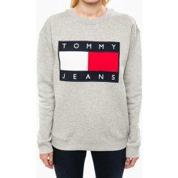 afb7475b9e Tommy Hilfiger dámská šedá mikina Tommy Jeans 004 alternativy ...