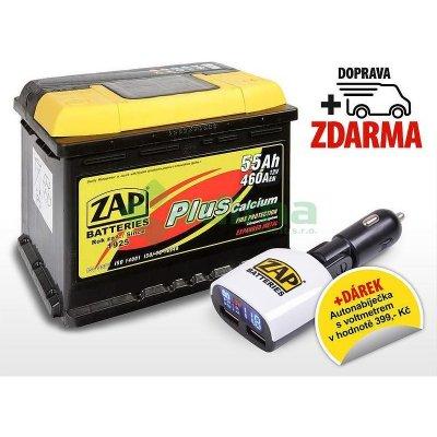 ZAP Plus 12V 55Ah 460A 55559