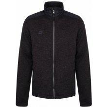GASTON pánský sportovní svetr černá