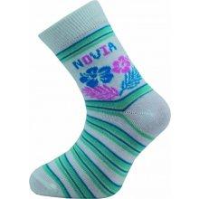 Novia Dětské ponožky 129N 5 párů v balení mix vzorů bc4f4f1f13