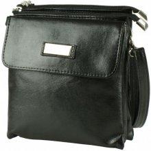 Dawidex Malá kabelka přes rameno černá