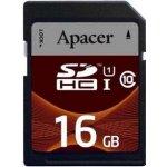Apacer SDHC 16GB UHS-I U1 AP16GSDHC10U1-R